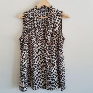 Roz & Ali Cheetah Top